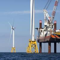 Competition for offshore wind power heating up in Massachusetts