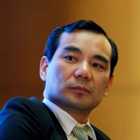 Anbang Insurance says chairman held amid probe by Chinese regulators