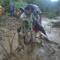 Death toll in Bangladesh landslides rises to at least 132