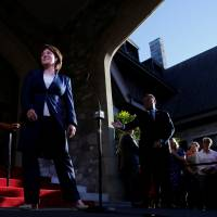 Left-leaning party to govern Canada's British Columbia for the first time in 16 years