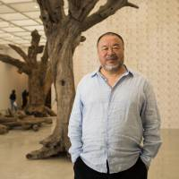 Chinese dissident Ai Weiwei sees threat to basic values, says Trump 'has to be challenged'