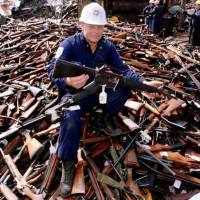 Australia, fearing extremist attacks, to hold first gun amnesty in 20 years