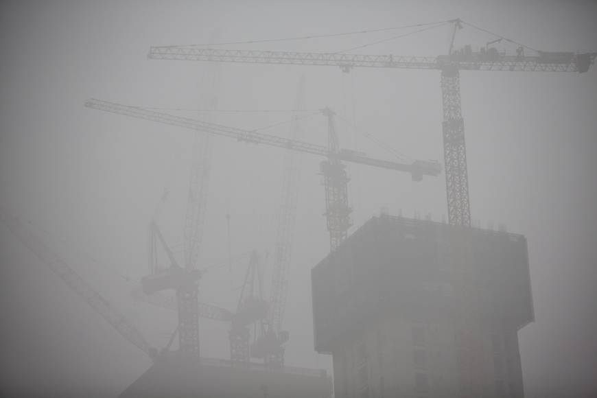 New Beijing chief vows to finally win fight against pollution