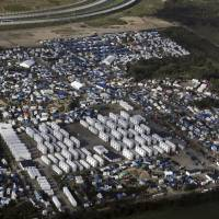 Migrants return to Calais after finding no relief in French asylum process
