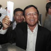 In challenge to strongman leader, Cambodian opposition party makes gains in local elections