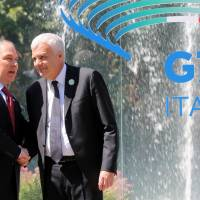 Italy sees no chance of changing U.S. stance on climate change as Pruitt exits G-7 talks early