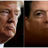 Comey to testify in Congress that Trump pressured him to drop probe into Flynn's Russia ties: CNN