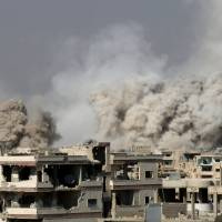 Syrian troops pound Daraa in 'de-escalation' zone after rebel attack