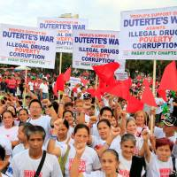 More blood but no victory as Philippines' Duterte-led drug war marks its first year
