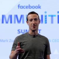 Facebook, doubling in size since 2012, now has 2 billion regular users