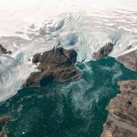 Melting Greenland ice now source of 25% of sea level rise, researchers say