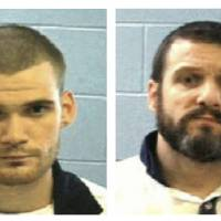 Georgia inmates who disarmed, killed guards on prison bus and stole two vehicles are still on run