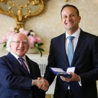 Ireland's first gay prime minister takes office, vows 'republic of opportunity'