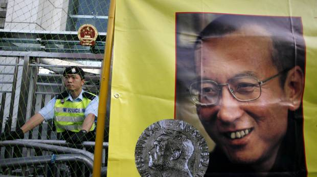 China frees jailed dissident and Nobel Peace Prize Winner Liu Xiaobo after terminal cancer diagnosis