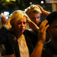 Summer night out in London turns to horror