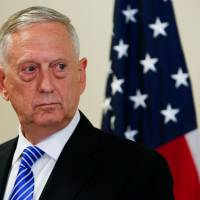 Assad regime taking U.S. retaliation threat seriously, Mattis says