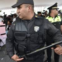 Polls close in state election that looks to test Mexico's ruling party