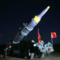 North Korea warns long-range missile test 'not too far away'