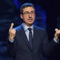 Coal firm Murray Energy sues HBO's John Oliver for defamation