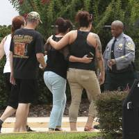 Fired worker kills five at Orlando factory, then himself as siren approached: sheriff