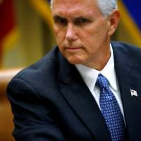 Pence hires his own lawyer amid Russia probes