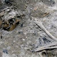 'Pompeii-like scene' uncovered during digging for new Rome subway line