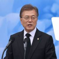 Trump to host South Korea's Moon for talks on North at month's end