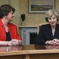 British voters wake up and ask: Who are the DUP?