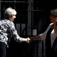U.K. leader May strikes support deal, agrees to £1 billion in Northern Ireland extra spending