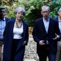 How May's sure thing became political disaster for the ages
