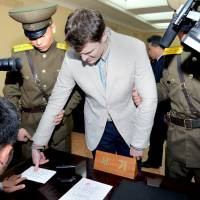 With Warmbier in coma, North Korea's hostage 'playbook' backfires