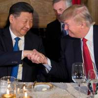 On global stage, has Xi's clout grown at Trump's expense?