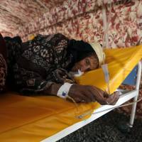 Yemen has seen 100,000 cholera cases, 789 deaths in past month: WHO