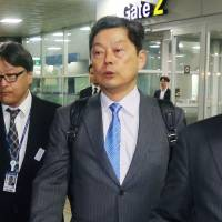 Japan replaces consul general in Busan after unusually short stint