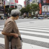The number of dementia sufferers who went missing in Japan in 2016 rose from the previous year, hitting a record high for the fourth-straight year. | ISTOCK