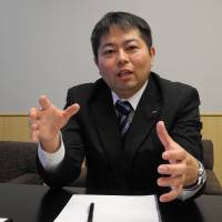 Embalmer Takashi Uya says demand is climbing because more medications are infused into patients, accelerating the deterioration of corpses. kyodo