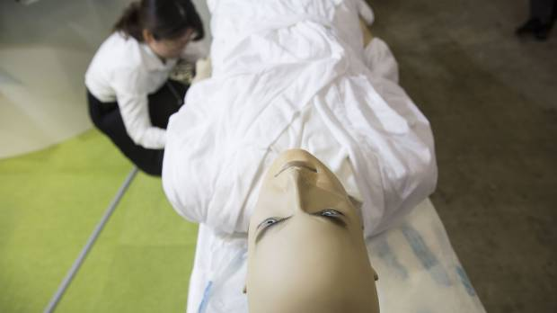 A decade after pivotal legal battle, embalming on rise as Japanese seek dignity for the dead