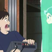 Japanese film 'Lu Over the Wall' wins top award at French animation festival