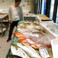 Tokyo Haneda Market flies in fresh fish, giving restaurants the 'catch of the day'