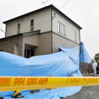 Mother and two children found apparently strangled in their Fukuoka home
