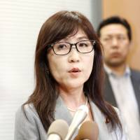 Defense minister draws flak for implying SDF support of LDP candidate in Tokyo assembly poll