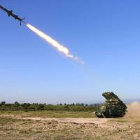 North Korea says new anti-ship cruise missile can strike enemy battle groups 'at will'