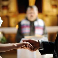 Christian-style weddings remain popular in Japan, but allure is more about optics than religion