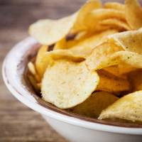 Shortage of potato chips sparked a buying spree in Japan. | ISTOCK