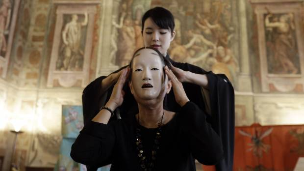 Japan marks 75 years of Vatican ties with noh performance