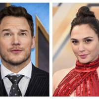 This combination photo shows actors, from left, Leslie Jones, Anna Faris, Chris Pratt and Gal Gadot, who are among the 774 people invited to join the Academy of Motion Picture Arts and Sciences. | AP
