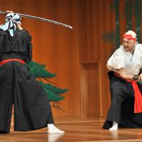 Ginza's new noh theater seeks to break down cultural barriers