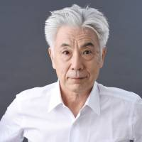 One-man show: Issey Ogata is an accomplished character actor known for his one-man theater shows. He stars in Maris Martinsons' 'Magic Kimono' opposite award-winning actress Kaori Momoi.