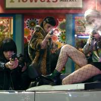 Feature creatures: Vampires are on top of the food chain in Sion Sono's latest, 'Tokyo Vampire Hotel.' | © 2017 NIKKATSU