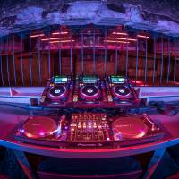 The middle ground: The decks at Alzar are expected to be a place where rising stars in Osaka's underground and independent music scene can try their talents out for a larger audience.